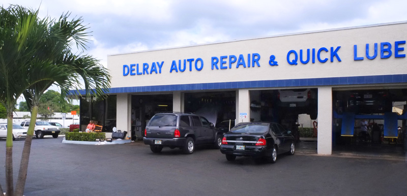 delray auto repair our experience
